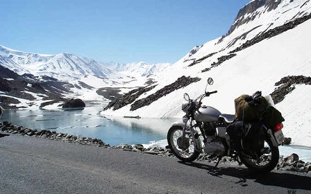 Leh Tour By Motorcycle